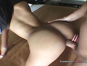Asian;Stockings;Japanese;Thai;Skinny;Creampie Thais Channel;Long Legs;Long Long legs = Creampie