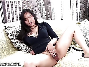 Asian;Masturbation;ATK Exotics;HD Videos;Tight Hairy Pussy;Tight Pussy;Her Pussy;Fingers Omrose fingers her tight hairy pussy