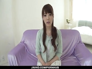 javhd;point-of-view;amateur;cum-eating;mom;milf;mother;blowjob;throating;brunette;pov;hardcore;uncensored,Blowjob;MILF;POV;Japanese Rei Furuse goes wild on a tasty cock...