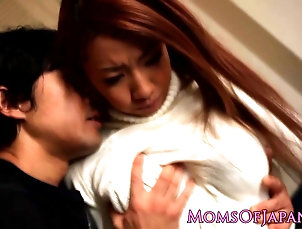 Asian;Japanese;MILFs;Erito;HD Videos;Hard Cock;Hard Japanese mom facefucked by hard cock