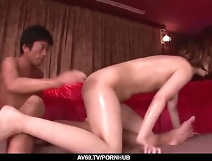 av69;asian;japanese;hot;milf;busty;group;action;mmf;oiled;body;pussy;licking;cock;sucking;doggy;style;hardcore;action;tit;fuck;creamed;pussy;blowjob;creampie,Asian;Blowjob;Creampie;Hardcore;Japanese A real delight for Tiara Ayase to...