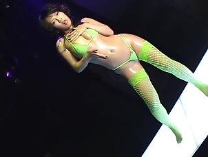 Asian;Japanese;Bikini;HD Videos;Dance Let's Dance 04 (Minaki Saotome)