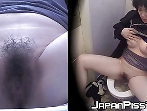 Asian;Close-up;Fingering;Hairy;HD Videos;Big Natural Tits;Girl Masturbating;Pissing Japanese amateur plays with her pussy...
