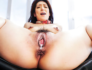 Asian,Blowjob,Japanese,Creampie,Hardcore,MILF Marina Matsumoto gets fucked until a...