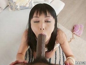Asian;Japanese;Interracial;HD,Asian;Big Cock;HD;Interracial;Japanese Shy Japanese Girl Marica Hase Gets...