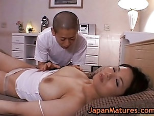 Asian;Japanese,Asian;Couple;Japanese Mature bigtit miki sato masturbating