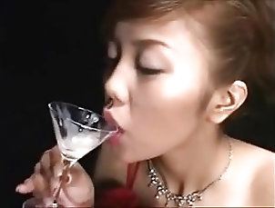 Asian;Cum Swallowing;Drinker DRINKERS SEMEN Mai Sakashita