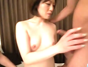 Blowjob;Asian;Group;Japanese,Asian;Blowjob;Japanese;Oral Sex;Threesome Full threesome porn special with...