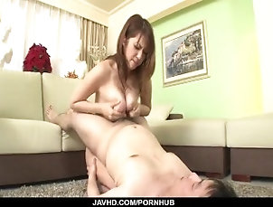 javhd;hot-milf;group-action;busty;tit;licking;hairy-pussy;pussy-licking;fingering;double-blowjob;tit-fuck;hand-work;hardcore;action;doggy;style;dick-riding;deep;penetration;creamed;pussy,Big Tits;Blowjob;Teen;Japanese Araki Hitomi hot mom enjoys two lads...
