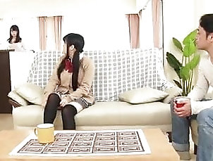 Blowjob;Cumshot;Fingering;Handjob;Japanese;Creampie;Eating Pussy;Kissing;House;Closet;Cowgirl;Hiding;Sneaking;Stepsisters;Boyfriend;FapHouse;Sister;Room;Step;Stepsister When I Was Sneaking Around My...