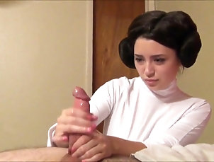 Amateur;Masturbation;Handjobs;Japanese;HD Videos;Cosplay Masturbation in star wars