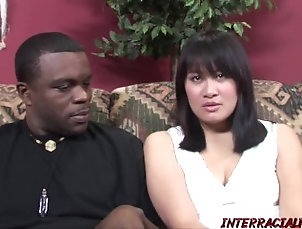 interracialpass;18;asian;bbc;blowjob;gagging;deepthroat;ball-licking;ball-sucking;missionary-pov;doggystyle;spoon-fuck;orgasm;cumshot;cum-in-mouth;first-interracial;natural-tits,Asian;Big Dick;Blowjob;Cumshot;Pornstar,Kiwi Ling Kiwi Ling takes on her FIRST BBC and...