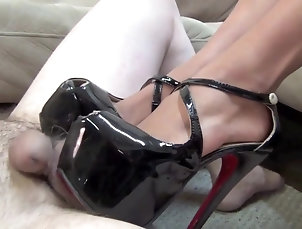 Asian;Foot Fetish;Femdom;Mistress;Slave;HD Videos;Crushed Goddess Lana your testicles were...