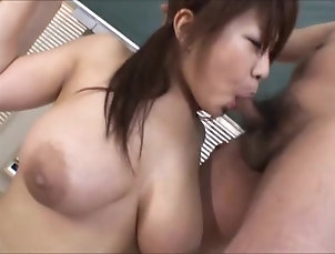 Big Natural Tits;Big Boobs;Japanese Kumiko Hayama (uncensored) 5 of 6