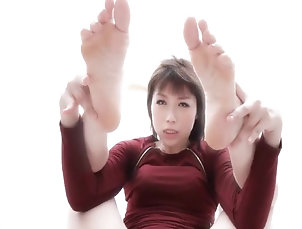 Asian;Hairy;Foot Fetish;Footjob;Softcore;Music;Erotic J. Volkova Didn't Wanna Do It...
