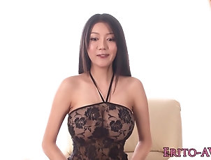 Asian;Creampie;Japanese;Erito;HD Videos;Nippon;Model Bigtitted nippon model creampied in...