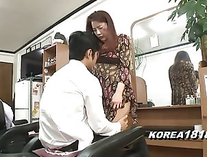 Asian;MILFs;Korean;Cougars;Korea 1818 sexy korean milf seduced