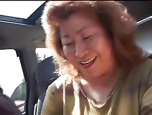 Asian;Matures;Japanese;Creampie;Outdoor Mature Asian Women On A Road Trip
