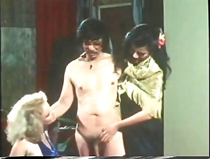 Asian;Vintage;Threesomes;Retro;Scenes 2 scenes oriental madam