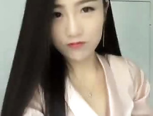 Asian;Satin;Beautiful Beautiful girl with satin video