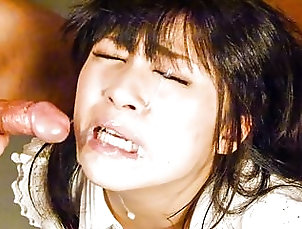 Asian;Blowjobs;Cumshots;Japanese;MILFs Kyoka Mizusawa ravishing porn  - More...