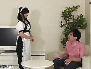 Asian;Japanese;Femdom;Spanking;HD Videos;Mistress;Slave;Humiliation Masochist Slave Punished by Maid