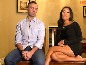 Asian;Babes;Pornstars;Teens;HD Videos;Castings;Audition;The Sex Factor;First Experience;Experience;First EP102 BTS054 - Asa Talks - Her First...