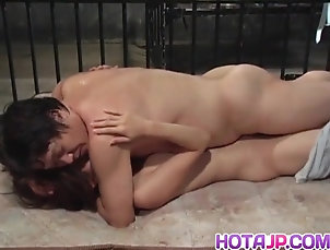Asian;Blowjobs;Cumshots;Hardcore;Japanese;Jun Nada;In Prison;Proper;Prison;All Japanese Pass Jun Nada proper fuck adventure in prison