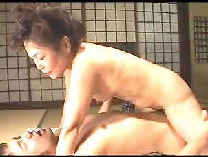Japanese;Grannies;Mom;Son and Not Daughter;Mom and Not Son;Son Not Daughter;Pleasures;Daughter;Son Jap Mom pleasures not son and...