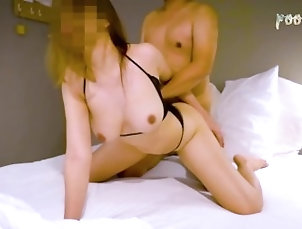 busty;asian;amateur;homemade;work-from-home;thai;bangkok;sexy-dress;sexy-lingeries;black-lingerie;hot-lingeries;vietnam;india;malaysia;filipino;pinoy,Asian;Amateur;Brunette;Blowjob;Creampie;Squirt;Role Play;Exclusive;Verified Amateurs;Cosplay A sexy Asian girl gets fucked in...