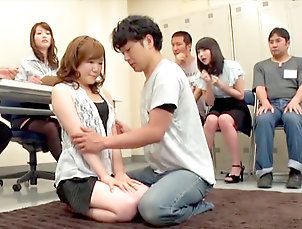 Asian,Japanese,Office Sex,Public Nudity,All Japanese Pass,asian,slutty,public nudity,small tits,office sex,doggy style,reverse cowgirl,hot babe Cute Asian babe with small tits in...