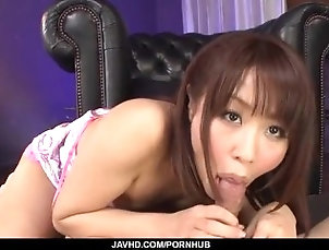 javhd;mom;mother;vibrator;masturbation;nice-ass;hand-work;cum-in-mouth;brunette;amateur;milf;natural-tits;clit;rubbing;close-up;pov,Blowjob;Toys;MILF;Japanese Maika plays with pussy in solo before...