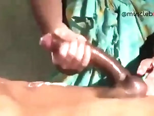 massages;bigdick;handjob,Asian;Big Dick;Creampie;Cumshot;Handjob;Masturbation;Massage;Muscular Men How to massage dick