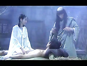 Asian;Big Boobs;Chinese;Vintage;Old Chinese;Erotic;Old Old Chinese Movie - Erotic Ghost...