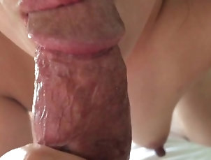Asian;Korean Wife;Cheating Wife;Oral Korean cheating wife oral attack