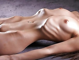 Asian;Brunettes;Small Tits;Skinny;HD Videos Skinny girl shows her ribs